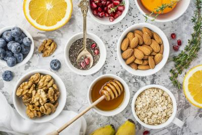 Healthy Snacks for Children : Healthy Snacking for Children : Eat Healthy