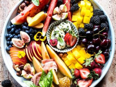 The Benefits of Eating Healthy Snacks : Healthy Snacks