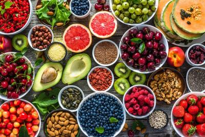 Healthy Snacking against High Cholesterol