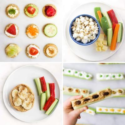 Misconceptions of Snacking