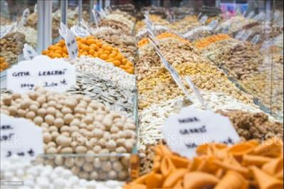 Global Impacts on Snacking :  Healthy Snacking