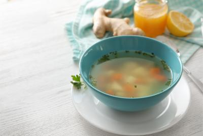 Healthy Eating During Sickness