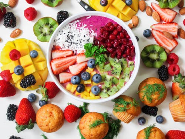 Healthy Snacks for Diet and Fitness